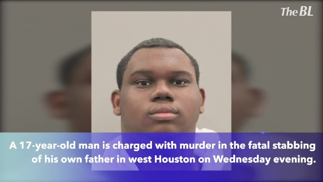 17-year-old son confesses to stabbing father to death in west Houston- Investigators!