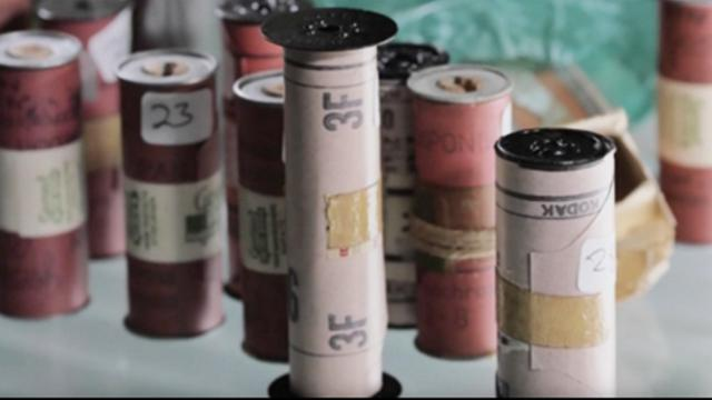 Man finds and develops 31 rolls of never-before-seen photos from World War II