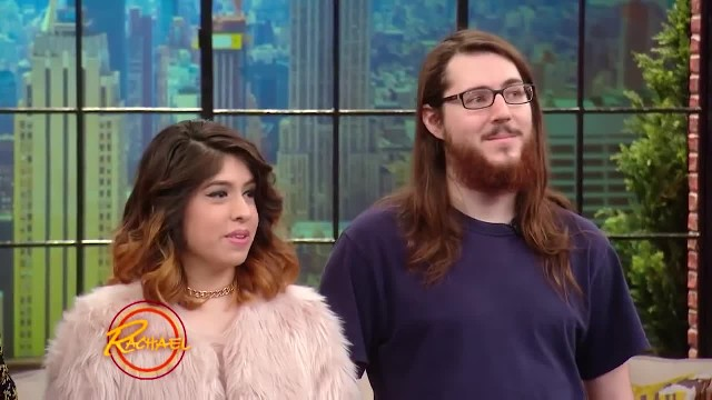 He Took His Girlfriend To Rachel Ray's Show To Prove He's The Right Guy For Her.. I'm Speechless!