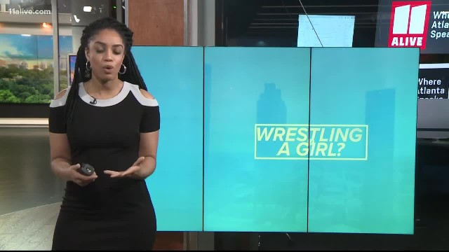 Teen Wrestler Forfeits The State Tournament When They Tell Him He Has To Wrestle A Girl