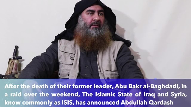ISIS reportedly appoints new leader – a 'cruel but popular' figure among the ISIS rank-and-file.