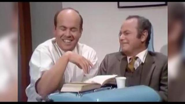 'The Dentist Skit' from the Carol Burnett show is still incredibly funny 50 years later