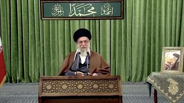 Khamenei: Election won't alter Iran's U.S. policy