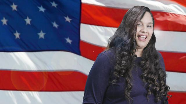 "How A National Anthem Singer Improved Her ""Best Ever"" Rendition"