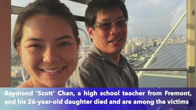 Fremont high-school teacher, daughter among victims of dive-boat tragedy