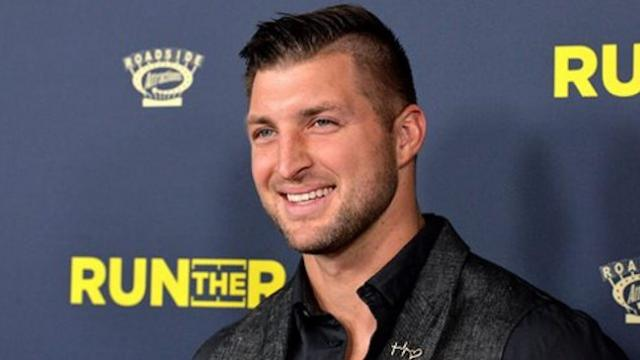 Tim Tebow's 1st movie is already a massive success