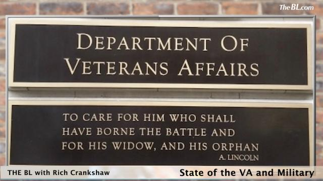 State of the VA and military