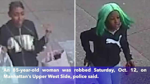 85-year-old pushed to ground and robbed by 2 females in New York City- police
