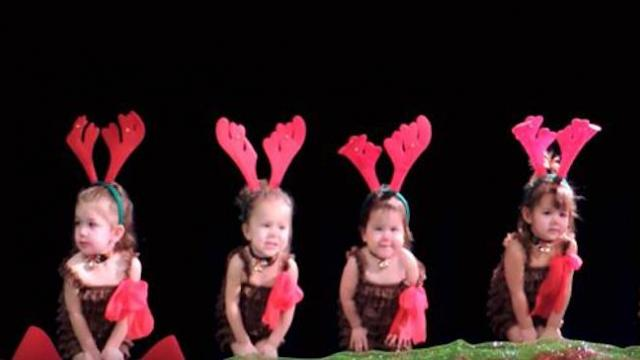 Christmas Dance Recital