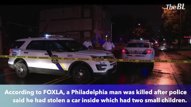 Police- Carjacker beaten to death after stealing car with small children inside!