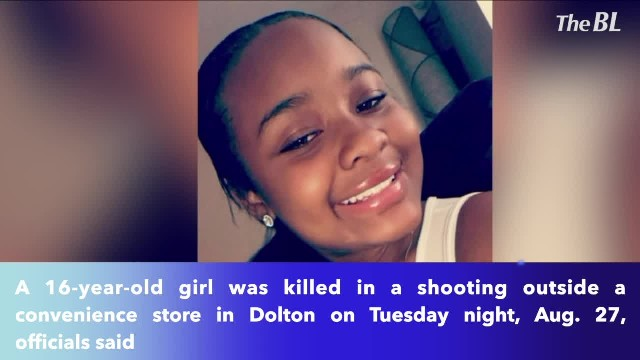 16-year-old girl fatally shot outside a convenience store in Illinois