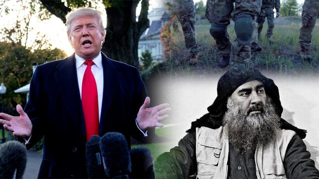 The United States brought the world's number one terrorist leader to justice
