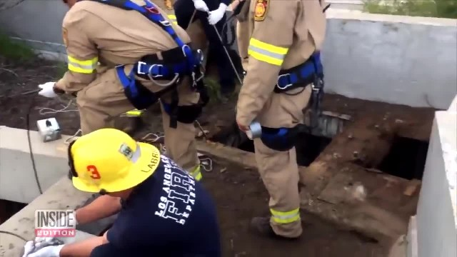 I Was Praying to God': Boy Who Fell Into Griffith Park Sewer Pipe Found Alive