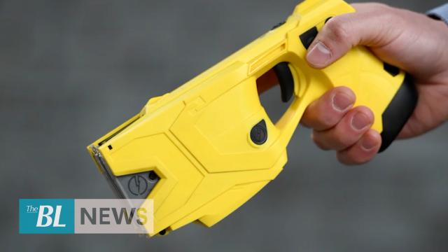 First taser guns arrives in Argentina