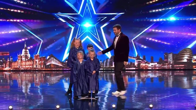'Britain's Got Talent' judge bursts into tears during sweet children's choir audition