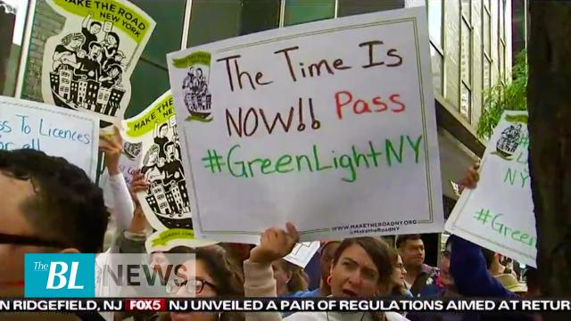 Despite Native New Yorker Objections Illegal Immigrants Gain Driving Privileges