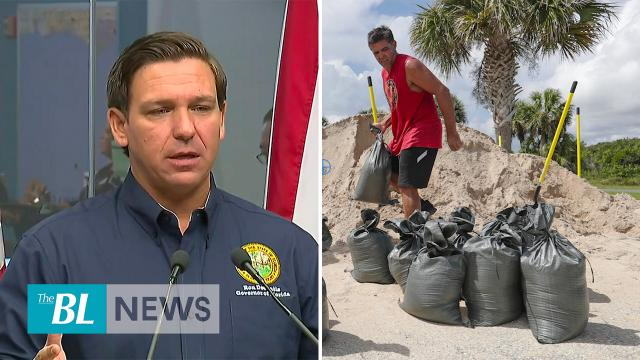 DeSantis declares state of Emergency in Florida-Dorian will be a major Hurricane