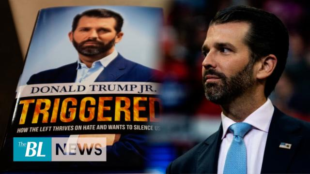 Donald Trump Jr.'s new book warns about transgender athletes