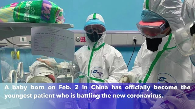 Newborn, just 30 hours old, diagnosed with coronavirus in China