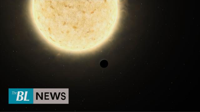 Astronomers find 'Forbidden' planet
