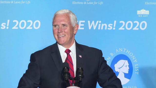 Vice President Pence delivers remarks on religious freedom