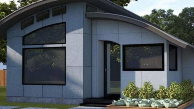 "If you think tiny houses are too small, the ""flex house"" may be perfect for you"