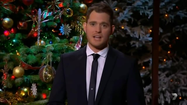 "Bing Crosby And Michael Buble Steal The Show As ""Impossible"" Duet Comes To Life"