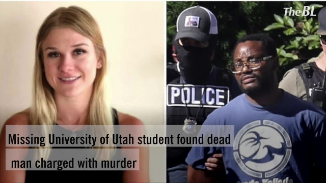 Missing University of Utah student found dead, man charged with murder
