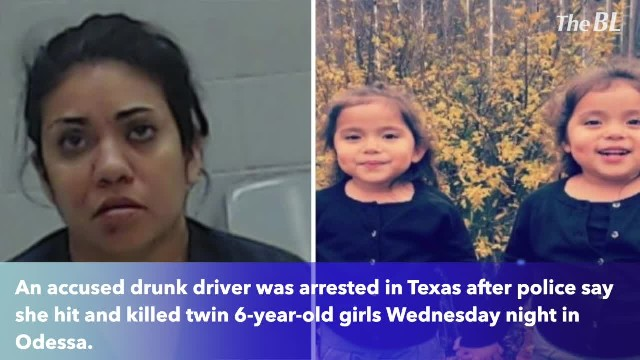 Alleged drunk driver hits, kills 6-year-old twin girls- Police