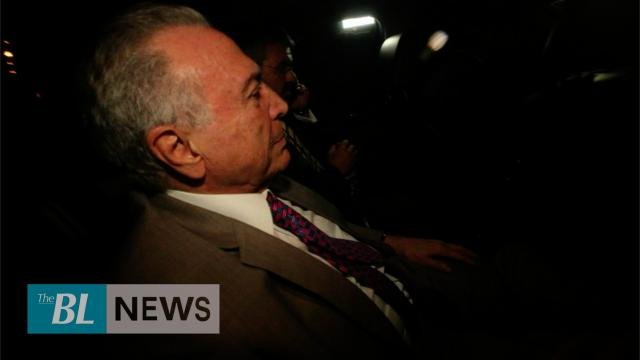 Brazil ex-President back in custody on graft charges