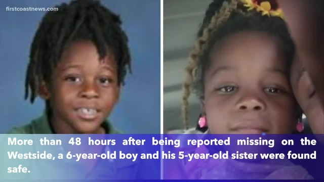 'Christmas miracle, blessing'- Braxton, Bri'ya Williams found safe in woods