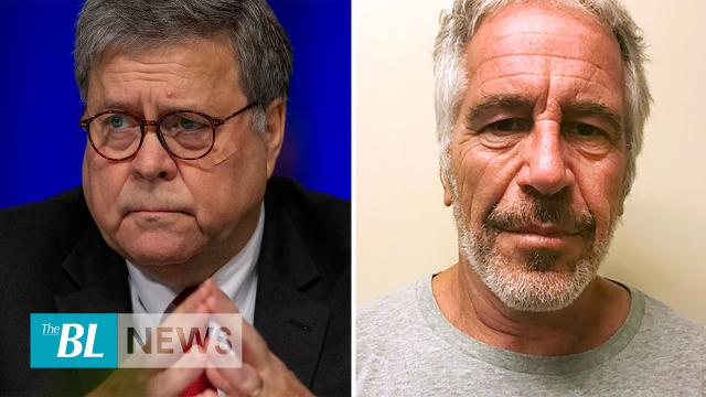 AG Barr warns Epstein coconspirators will not rest easy