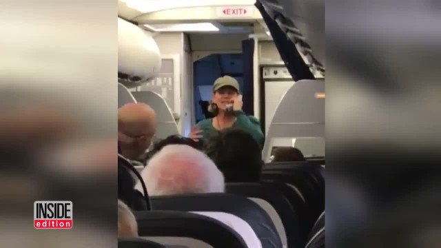 Listen to pilot's epic meltdown before plane takes off two hours late