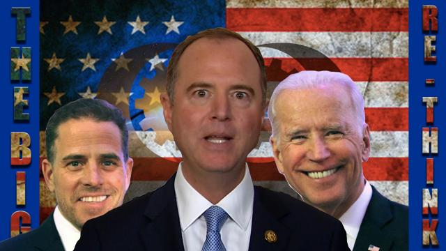 Schiff, Biden, and Democratic Party implicated in Ukraine money laundering