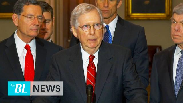 Mitch McConnell says impeachment obsession is delaying government budget deals