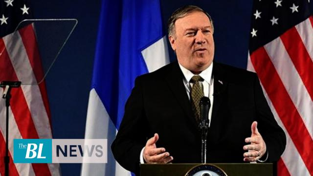 US warns China, Russia about aggression in Arctic