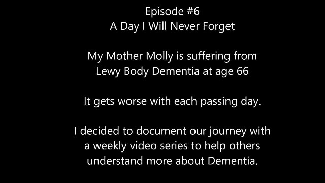 The worst day of my life': Heartbroken son films the moment his mother with dementia forgets who he