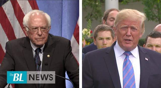 Sanders Misses Trump Plan To Improve Energy and Environment