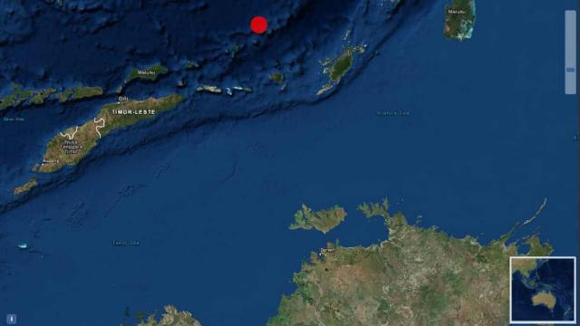 Buildings in Darwin evacuated after strong quake in Indonesia