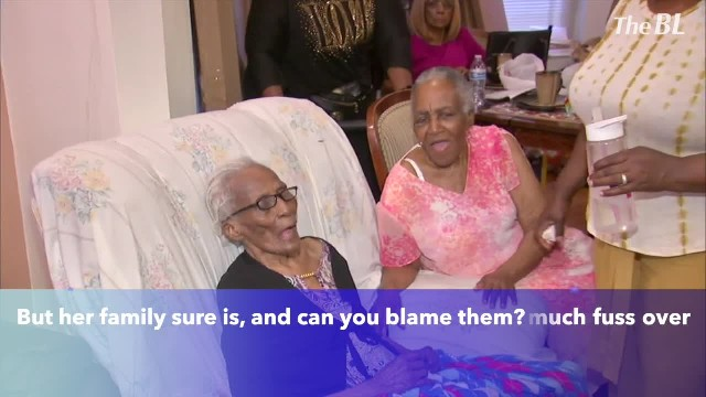 Englewood woman turns 108; family celebrates with block party