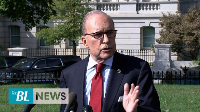 Economic advisor Larry Kudlow optimistic about US-China trade talks
