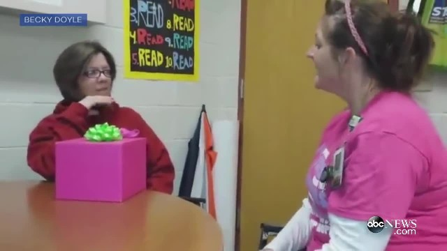 Best Teacher Ever Opts To Be Kidney Donor for Sick First-Grader
