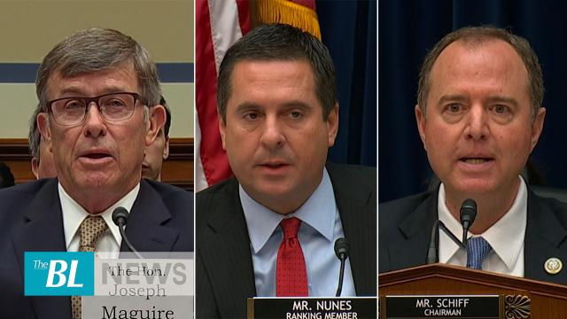 Acting Director of National Intelligence faces tough questions from House Intelligence Committee