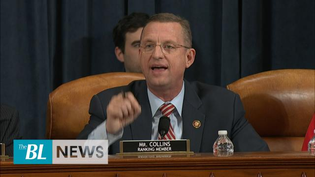 Rep. Doug Collins says impeachment is a big lie