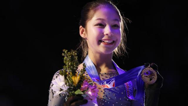 Alysa Liu, 13, becomes youngest ever US national figure skating champion