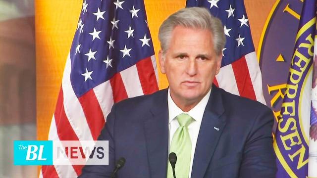 Kevin McCarthy says the Democrats have broken their promise to America