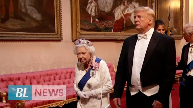 President Trump gets royal treatment with state visit to UK