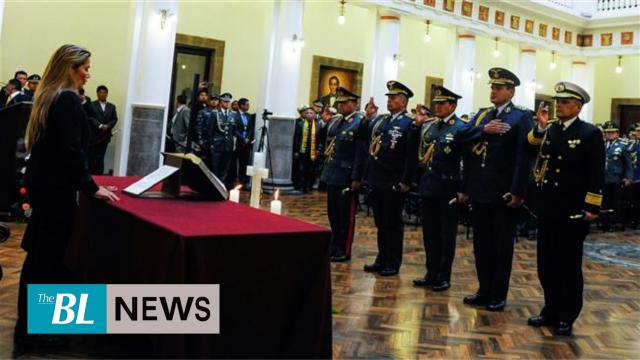 New ministers and renewal of the military leadership in Bolivia