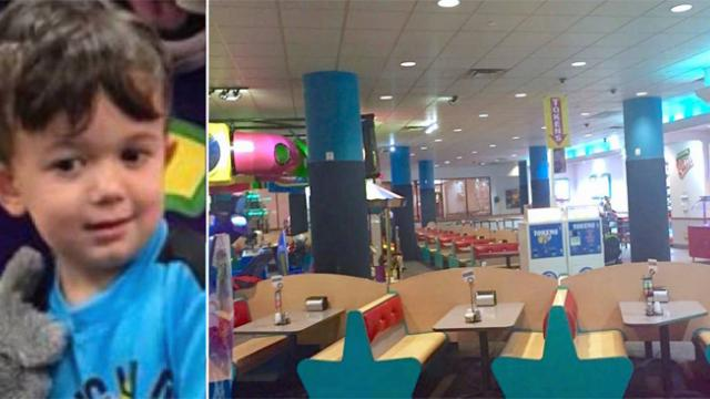 No one shows up to boy's Chuck E Cheese birthday, then employee