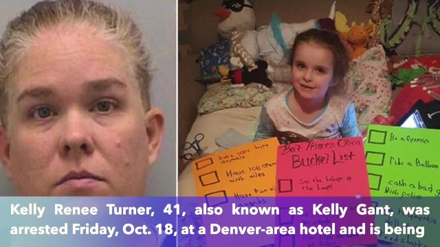 Colorado mom charged with murder of her 'Make-A-Wish' 7-year-old daughter